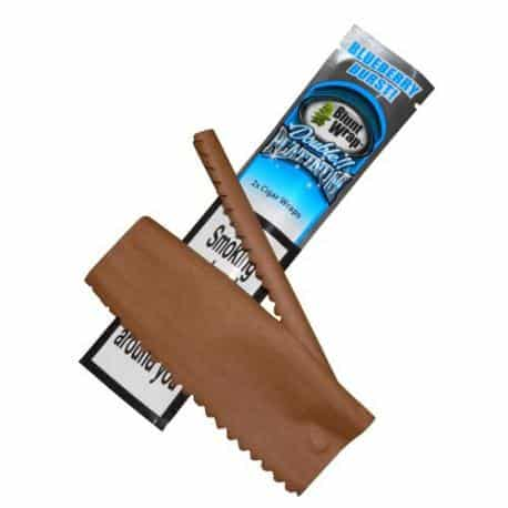 Blunt Wrap Platinum ~ Blueberry Burst