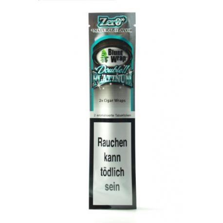 Blunt Wrap Platinum ~ Zero