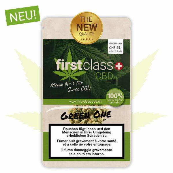 First Class ~ Green One ~ 4.2g