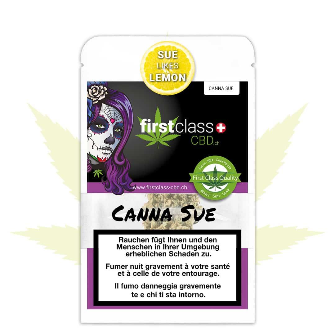 First Class ~ Canna Sue Lemon ~ 10g