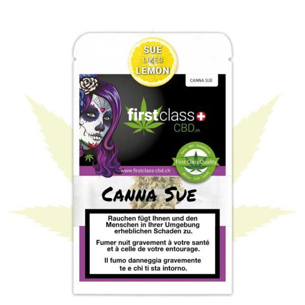 First Class ~ Canna Sue Lemon ~ 3g