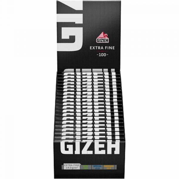 Giza ~ Papers Extra Fine (Box 25pcs.)