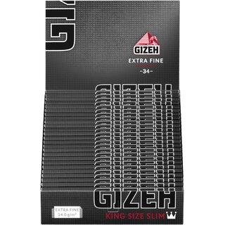 Gizeh ~ King Size Slim (Box 50Stk.)