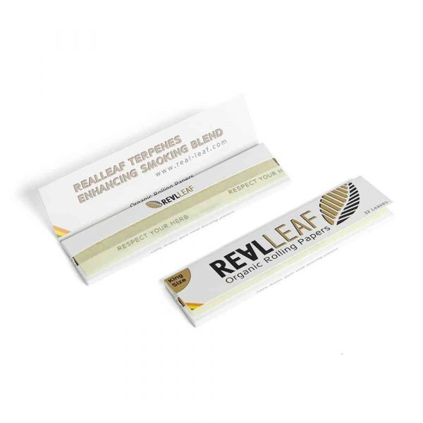 Real Leaf ~ Organic KingSize