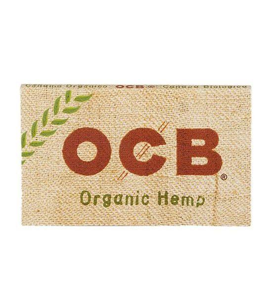 OCB ~ Papiere Organic Hemp