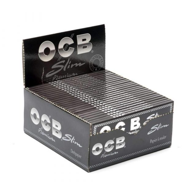 OCB ~ Papers Premium Slim ~ (Box 50Stk.)