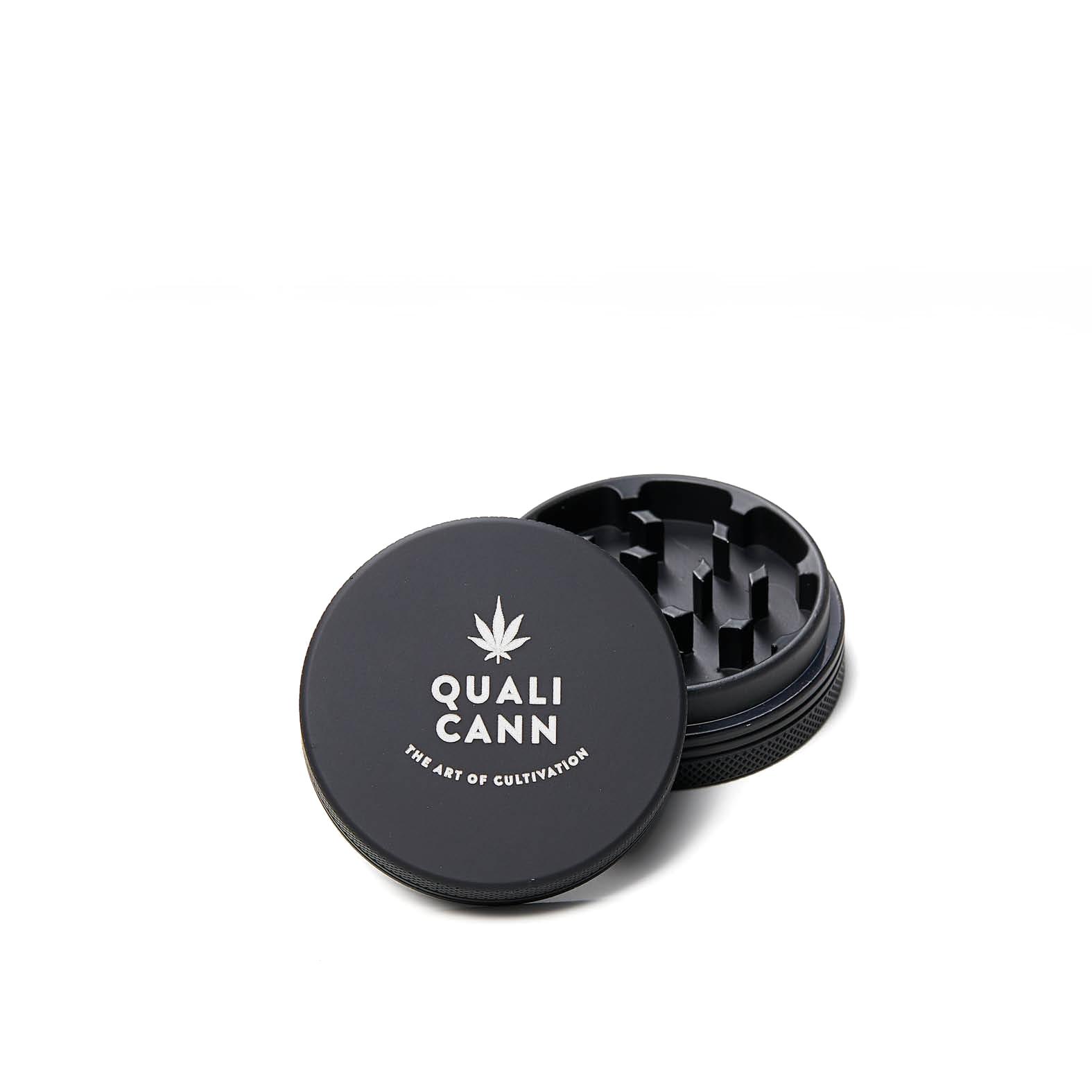 Qualicann ~ Smerigliatrice in alluminio ~ (Ø 55mm)