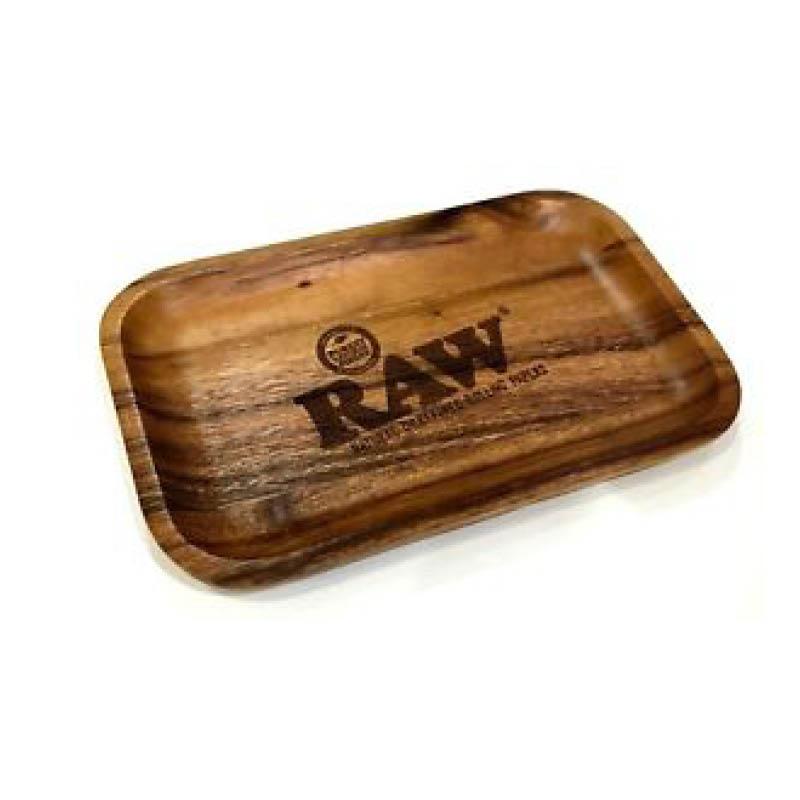 Raw ~ Vassoio di legno