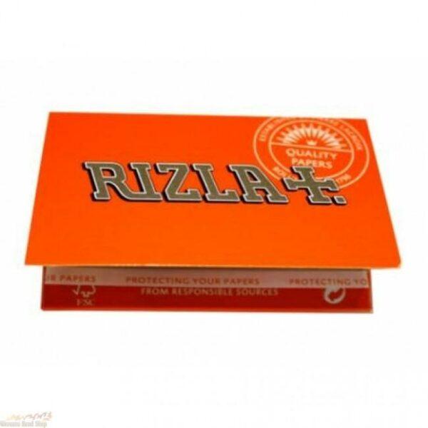 Rizla ~ Papiere Orange