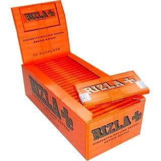Rizla ~ Papiere Orange (Box 25Stk.)