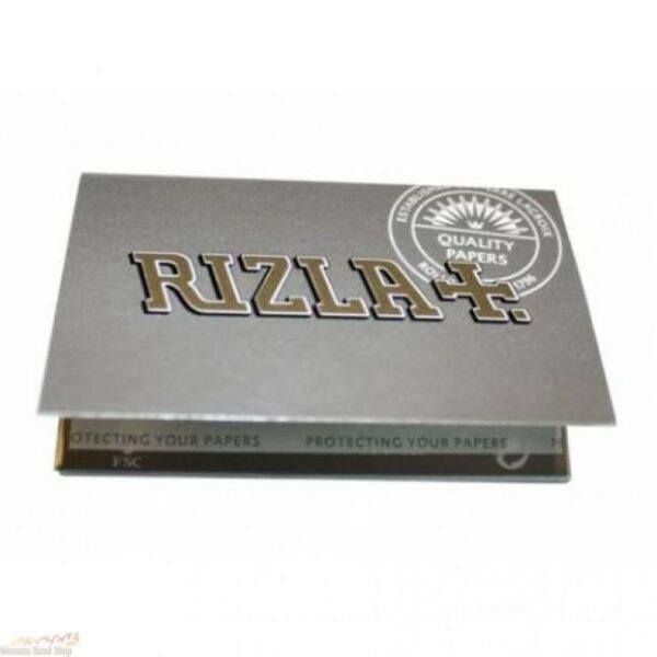 Rizla ~ Papiere Silver
