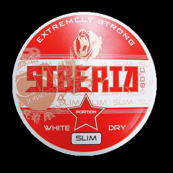 Siberia Rot Slim ~ White Dry ~ 13g