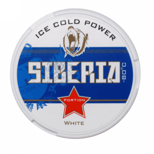 Siberia Blau ~ White Portion ~ 20g