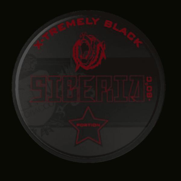 Siberia Black ~ Black Portion ~ 16g