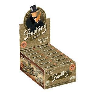 Smoking ~ Rolls Organic (Box 24Stk.)