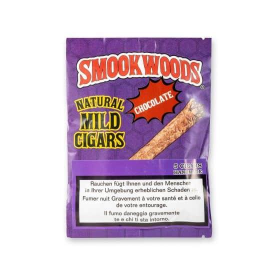 Smookwoods ~ Chocolate (5 Zigarren)