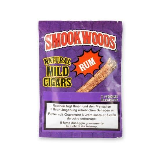 Smookwoods ~ Rum (5 Zigarren)