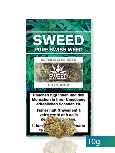 Sweed ~ Super Silver Haze ~ 10g