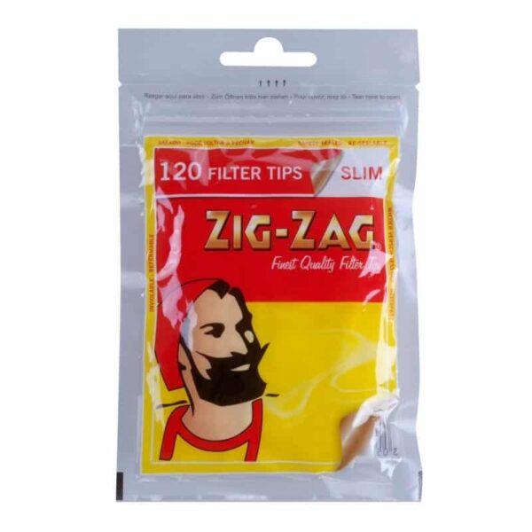 Zig Zag ~ Filtro sottile
